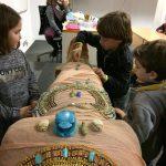 Els de Segon al Museu Egipci